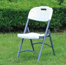 White plastic folding chairs for sale HY-Y28