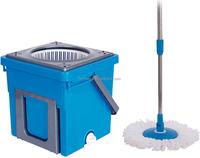 water absorbing double spin mop bucket