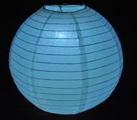 Wholesale chinese cheap decorative mini festival led hanging paper lantern
