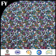 Factory custom printed cotton duck fabric wholesale