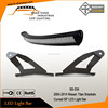 China Wholesale truck 50'' curved light bar brackets for 04-14 Titan
