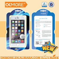 2014 new product free samples phone case screen protector cover film skin for iphone 6