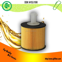 Wholesale Newest Engine AUTO Filter Cross Reference 04152-31090 With Lowest Price For Toyota