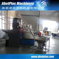 automatic mixer, automatic pvc mixing machine color mixer