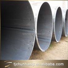 construction companies steel pipe pricing, erw welded steel pip, carbon steel pipe with good quality made in China