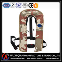 military CE approved PFD portable automatic inflatable life jacket/life jackets with parts