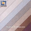 Tela de cuero para muebles/artificial de cuero tela para papel pintado