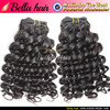 Hot 100% Unprocessed virgin brazilian hair weave funmi curl human hair extension