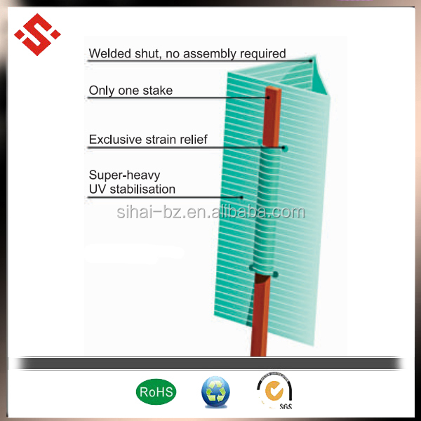 pp corrugated board tree shelter