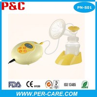 2015 Mom healthcare Medical device/Portable Breast suction Pump/Automatic Electric Breast Pump