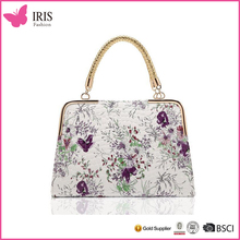 factory price fashion pig skin handbag