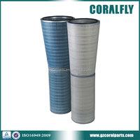 CORALFLY P191280 P191281 HEPA F9 gas turbine air filter