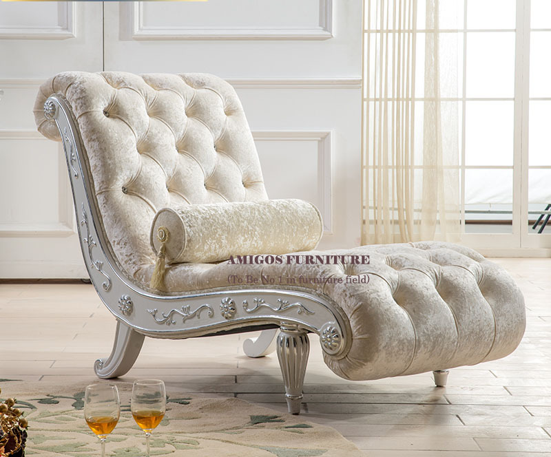 2015 luxury lounge chair cheap chaise lounge velvet lounge for Chaise lounge cheap