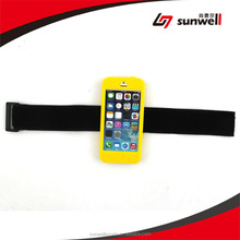For Apple iPhone 6 Armband 4.7 inch Easy Fitting Sport Running Armband with Premium Flexible Case