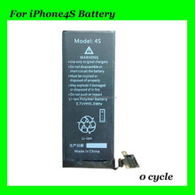 Wholesale original battery for iPhone 4G for iPhone 4S battery high quality from OEM mobile phone battery factory