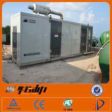 10-1000KW Double Fuel Generator--(Gas and Diesel)
