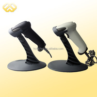 BSWNL-6000-U 1D Laser Barcode Scanner With Auto Sense With Stand High Speed USB Port Virtual COM Port Code Scanner