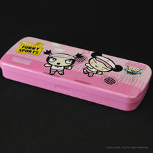 for kids beautiful high quality tin pencil case