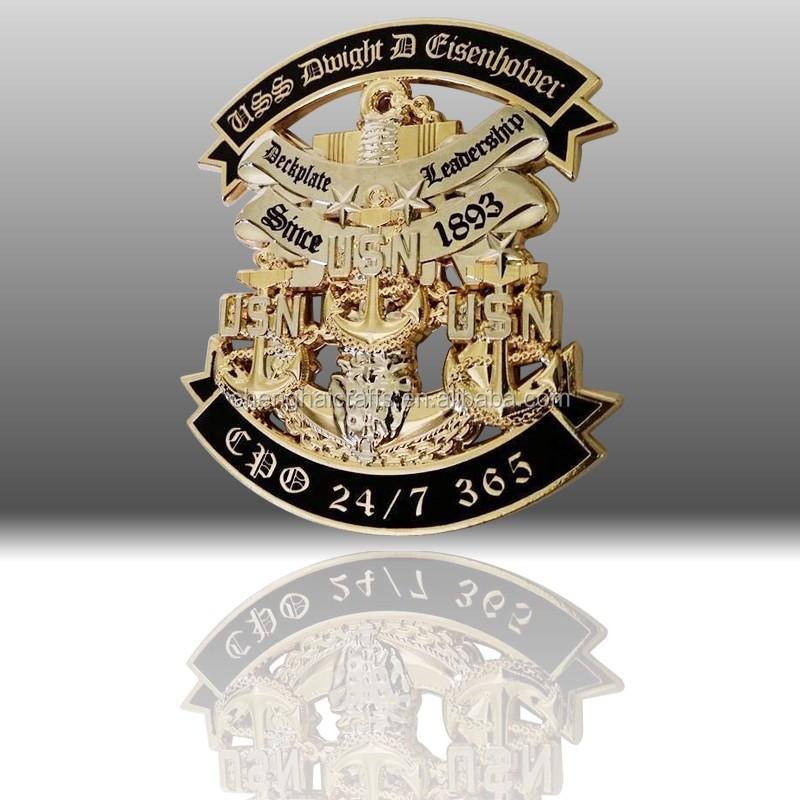 Chellenge coin 0023