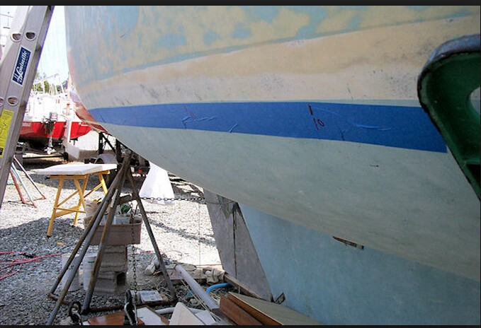 La coque du bateau peinture bande pour peintures masquage et surface prot ger id de produit - Peinture coque bateau ...