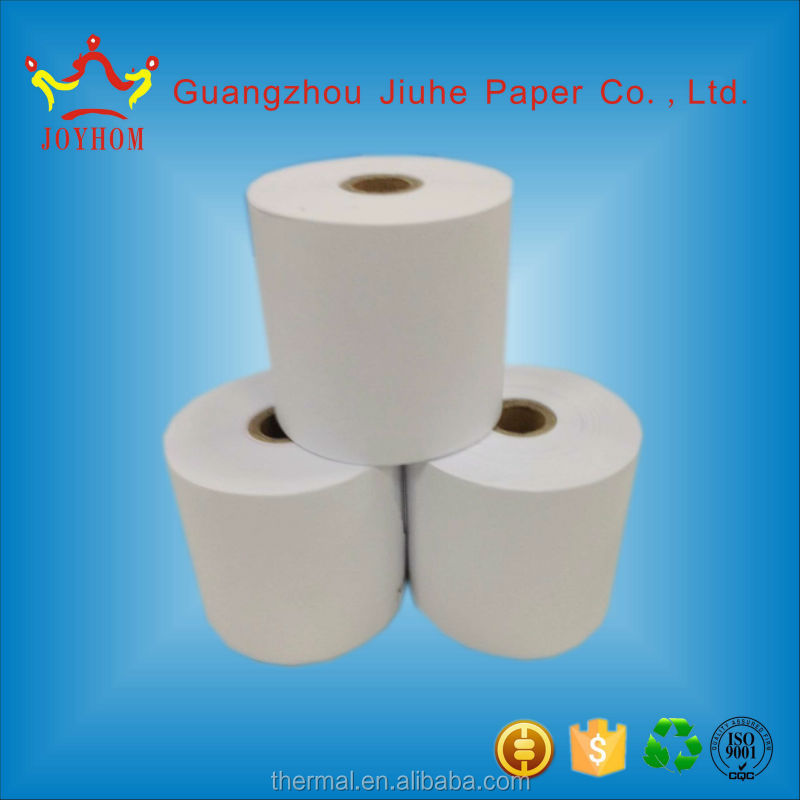 cheap thermal paper Product features 5 years image life guaranteed, lint free thermal paper rolls 50 rolls / case.