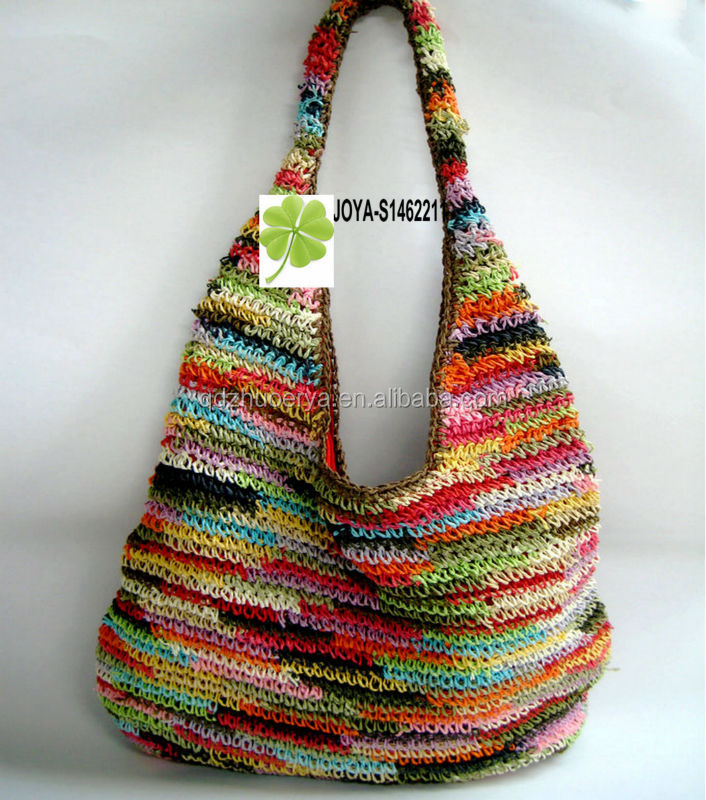 Crochet Fancy Bags : Promotion Crochet Bag - Buy Hand Crochet Bags,Fancy Crochet Bag ...