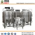 500L elaboración de equipos, 50L cerveza en casa y el vino haciendo con CE / ISO