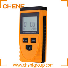Newest CE Approval Portable Electric Surface Resistance Meter Tester Detector