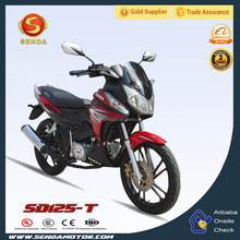 2015 New Desgin CUB Motorcycle 125CC MOPED SD125-T