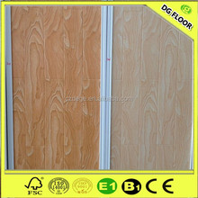 Top Quality Middle Embossed Import Export Laminate Flooring