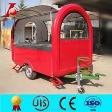 Chinese food catering trailer,mobile food carts for sale