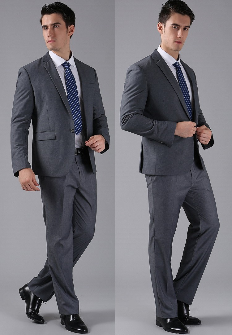 HTB1tF0nFVXXXXa1XpXXq6xXFXXXY - (Jackets+Pants) 2016 New Men Suits Slim Custom Fit Tuxedo Brand Fashion Bridegroon Business Dress Wedding Suits Blazer H0285