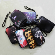 Cell Phone Carrying Case Sleeve Pouch Carrying Case Drive Bag neoprene