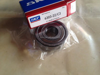 Wholesaler Ball Bearings Deep Groove Ball Bearing 6303 zz