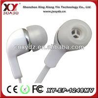 Noodle wire mega bass nice design earphone for nokia x6