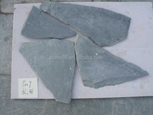 Competitive/ high quality/popular irregular slate tiles