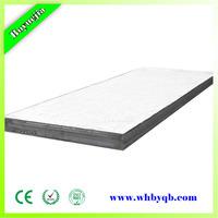 Lower construction easy fixing easy installation polyurethane foam concrete sandwich board building material formwork