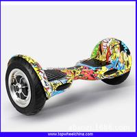 Best quality self balancing scooter 10 inch wheel China swegway