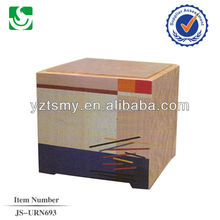 High quality best-selling wooden ash urns