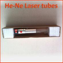 HeNe laser tube 250x35mm TEM00, Output power>2mW (OLY-250/D)