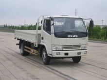 5-8t carrocería del camión de carga furgón, nuevos contenedores de carga de camiones 4*2 95hp del carro de dongfeng