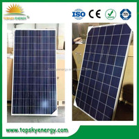 Poly solar panels 250 watt solar panel production line