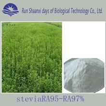 Stevia rebaudiana/ Stevia Extract 40%~98% Rebaudioside-A/Stevia Powder