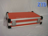 Custom aluminum carry-on flight case/alumunium case (ZYD-LX8112)
