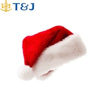 >>>2016 New Year Adult Child Christmas Hat Caps Santa Claus Father Xmas Cotton Cap Christmas Decoration Gift/