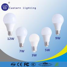 12V/24V dc lighting led,e27 dc led bulb 3w/5w/7w/9w/12w