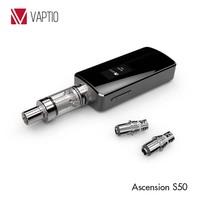Vaptio cigarette eletronic 3 pins 510 structure Ni 200 accurate temperature control vape mod sales vape shop uk