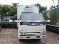 food transportion JMC refrigerator truck/vehicle