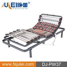 Okin Motor Human Engineering Electric Adjustable Bed Frame, Model DJ-PW37