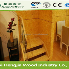 Hot sale OSB/Linyi wholesale OSB board 1220*2440mm with top quality
